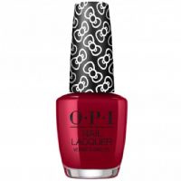 OPI Polish - A Kiss on the Chic 15ml - Hello Kitty Holiday 2019